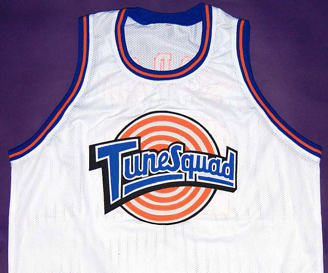 Space Jam Tune Squad Jersey 34462d55b8