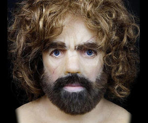 Realistic Tyrion Lannister...
