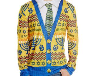 Ugly Hanukkah Sweater