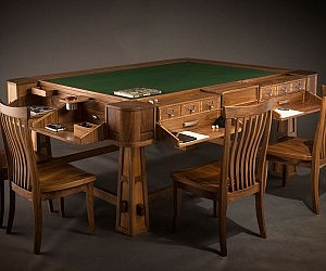The Sultan Gaming Table