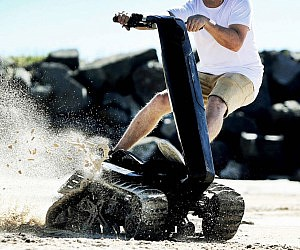Ultimate Offroad Skateboard
