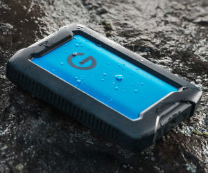 Ultra Rugged External Hard Drive