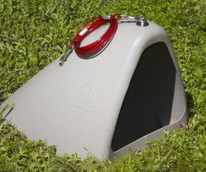Underground Dog House