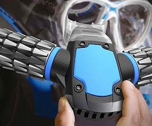 Underwater Oxygen Respirator