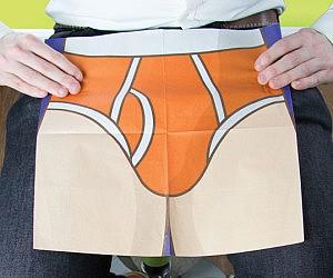 Underwear Napkins