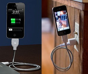 Flexible Smart Phone Charger