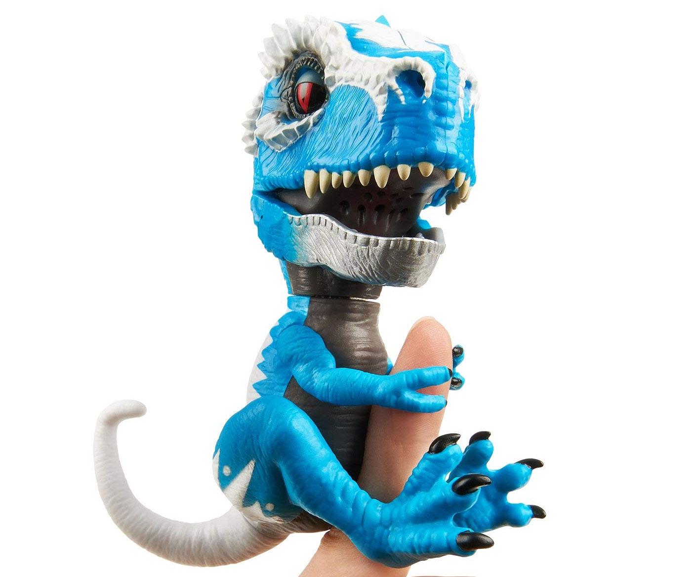 Interactive T-Rex Action Figure