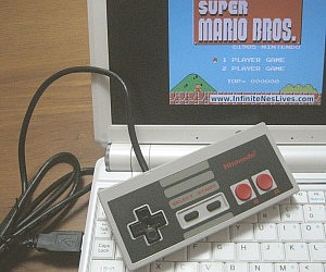 Classic Nintendo USB Controller