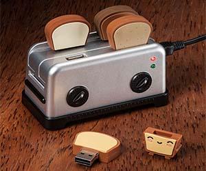 USB Toast Thumbdrives