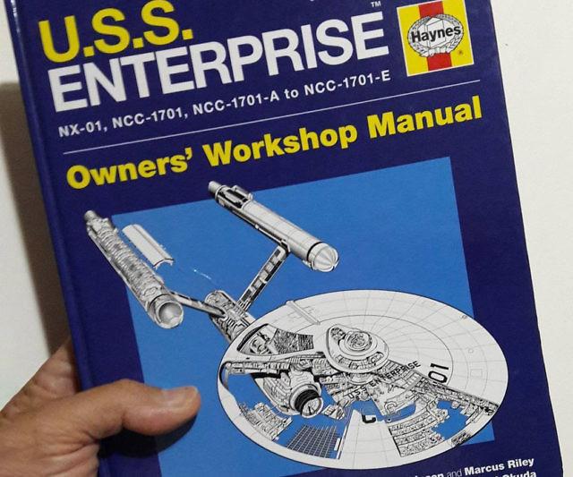 Uss Enterprise Owners Manual