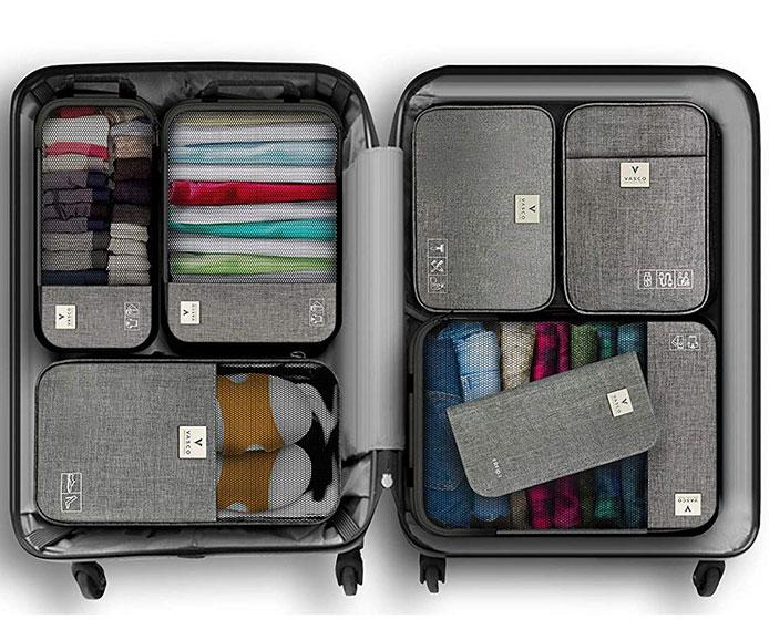 Travel Organizational Packing Cubes