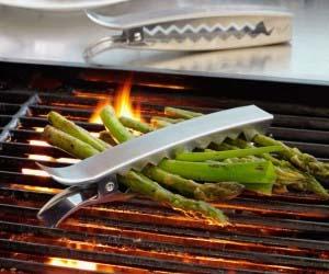 Vegetable Grilling Clips