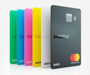 Venmo Debit Cards