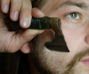 Viking Axe Straight Shavin...