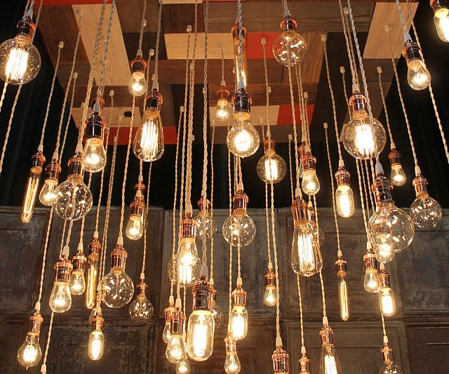 Best Vintage Light Bulbs Chandelier