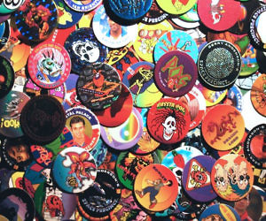 Vintage Pogs And Slammers