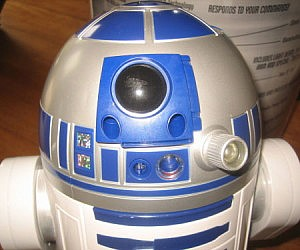 Voice Remote Controlled R2...