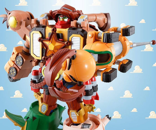 Toy Story Voltron