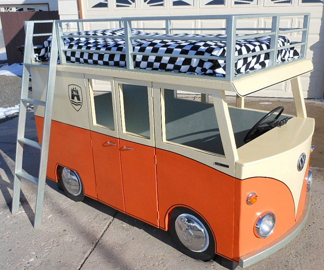 Trend VW Bus Bunk Bed