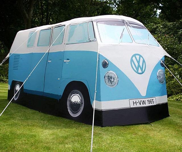 Volkswagen Bus C&ing Tent & Bus Camping Tent