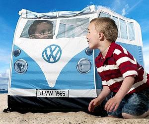 Volkswagen Bus Tent