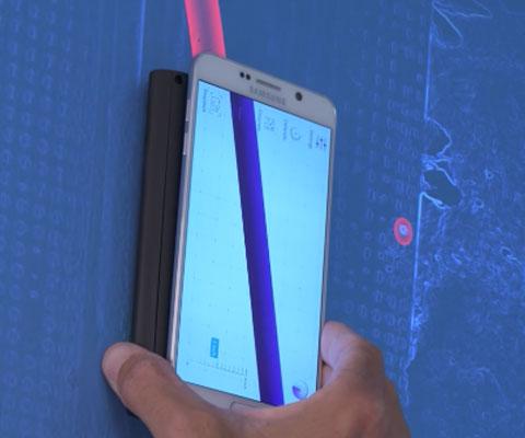 Smartphone Assisted Stud Finder