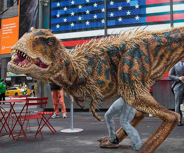 Dinosaur costume walking dinosaur costume solutioingenieria Choice Image