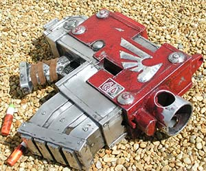 Warhammer Nerf Guns