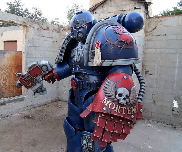 Space Marine Costume