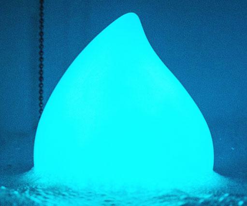 Water Droplet Bath Light