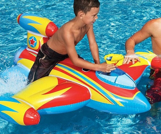 Discreet Inflatable Pizza Swimming Floats Water Pool Toys Inflatable Swim Ring For Fun Adult Giant Swimming Pool Toys Air Mattress Surfing & Diving Pool & Accessories