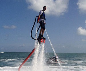 Aquatic Flyboard