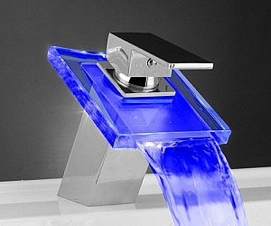 Water Temperature LED Faucet