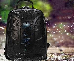 Waterproof Backpack Speaker