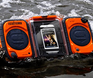 Waterproof Boombox