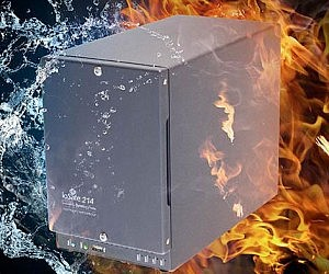 Waterproof And Fireproof H...