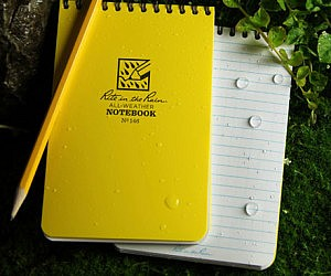 Waterproof Notepads