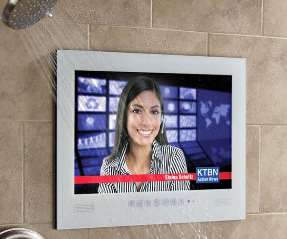 Waterproof Television