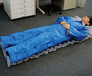 Wearable Air Mattress