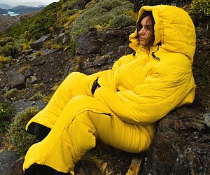 Wearable Camping Sleeping ...