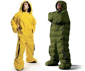 Wearable Sleeping Bags