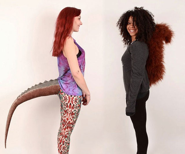 & Wearable Tails
