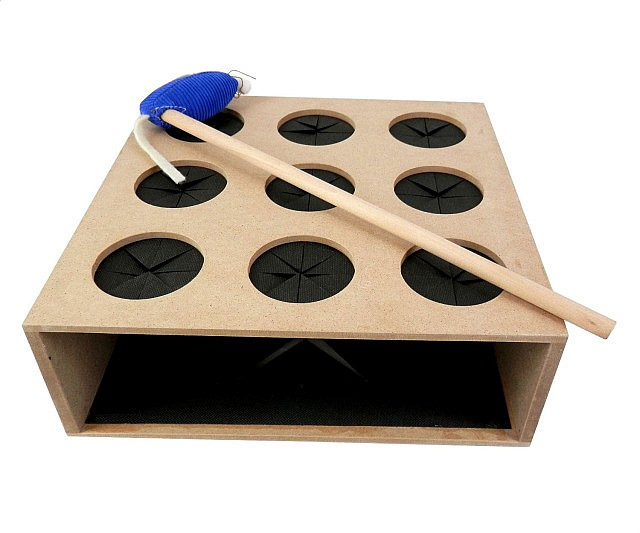 Whack A Mole Cat Toy