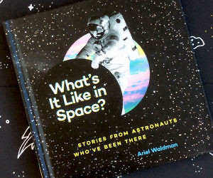 What's It Like In Space Book