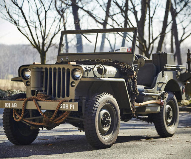 Willys Jeep FC-150 Forward Control 1957 3D model