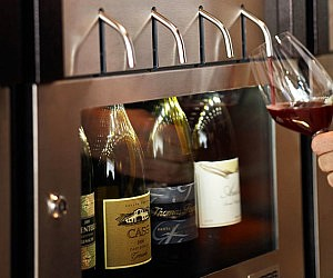 Thermo-Electric Wine Station