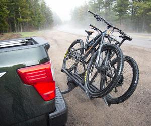 Wobble Free Car Bike Rack