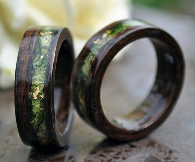 awesome harry themed gamer popsugar australia wedding engagement geek potter tech rings