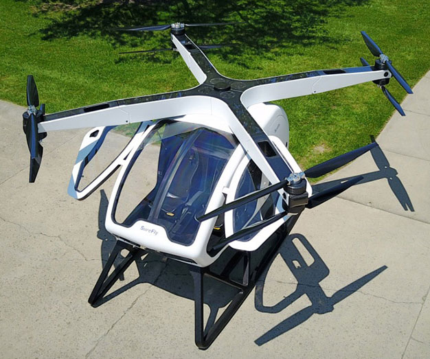 SureFly Personal Quadcopter  SureFly Persona...