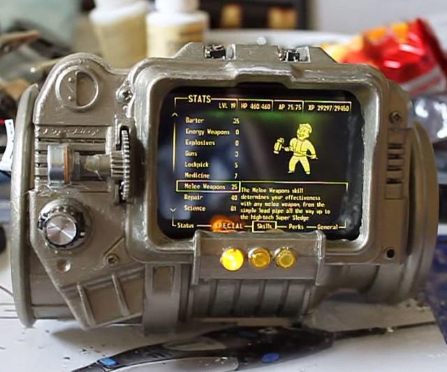 Functional Pip-Boy 3000